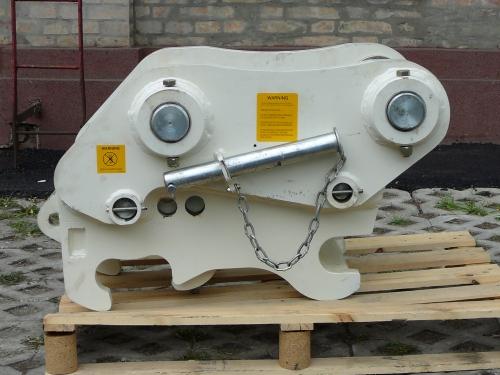 Gyorscsatlakozó kotrógépekhez – Famo Kft.