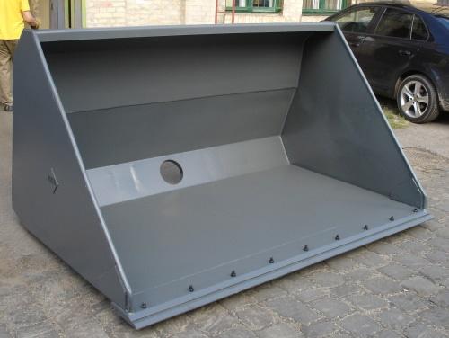 Vágóéllel felszerelhető könnyűanyag kanál – Famo Kft.